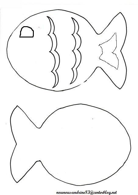 poisson avril maternelle