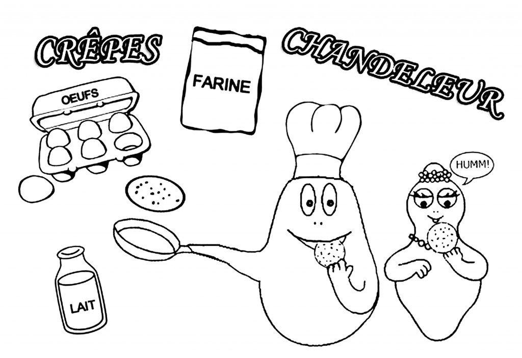 Christelle assistante maternelle a naintre dessins - Barbapapa a imprimer ...